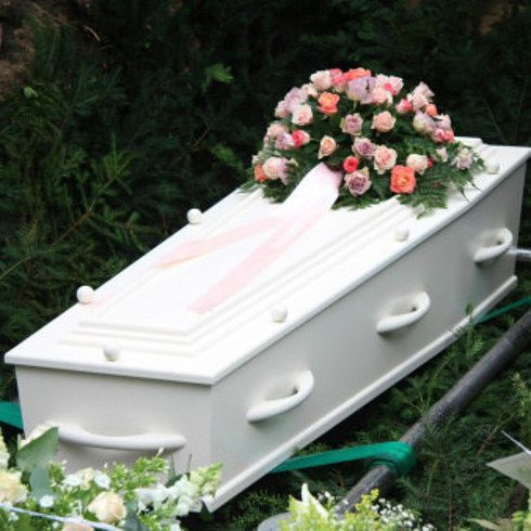 Coffin births happen when a deceased pregnant woman's decomposing body starts experiencing increasing pressure of abdominal gases, and the fetus that is dead inside her is expelled from her corpse.