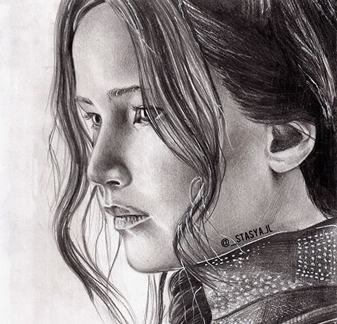 The Hunger Games Tribute