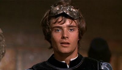 Romeo and juliet did my heart love till now