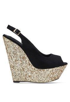 Wanita > Sepatu > Wedges > Peep Toes Wedges > Fashion Peep Toe Wedge Sandals > Nose