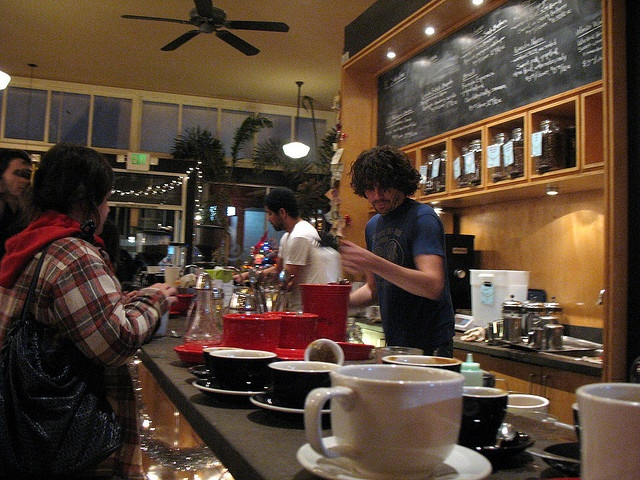 Ritual Coffee in San Francisco. The Mothership