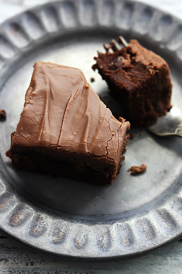 Here's for you the deliciously awesome Best Ever Cream Cheese Chocolate Chip Brownies. So just go and grab this recipe now!