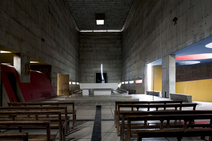 monastery of sainte marie de la tourette - Google 搜索 | Le ...