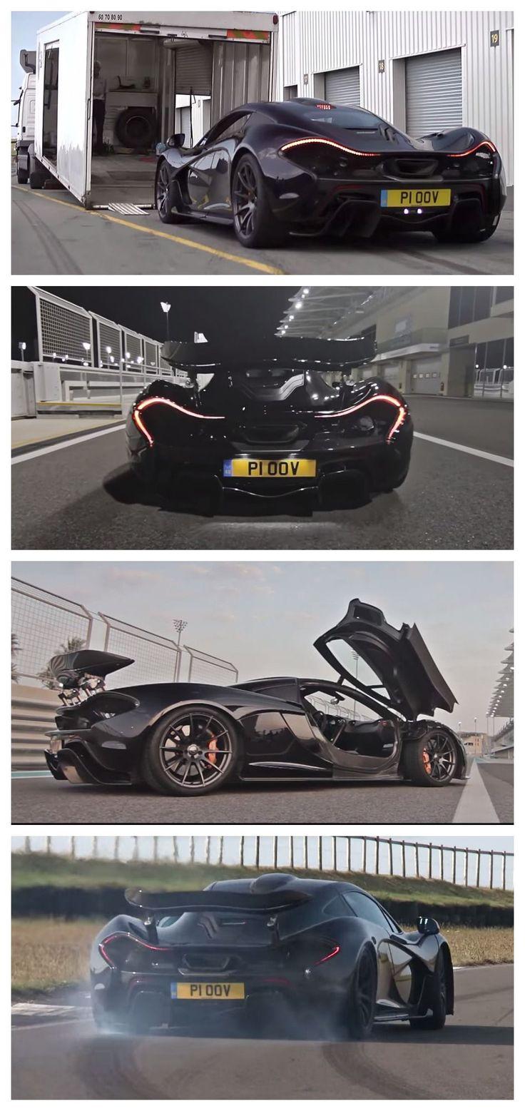 INSANE! McLaren P1 v Porsche 918 Spyder BATTLE. Click for awesomeness! #video