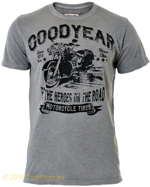 Goodyear Slim Fit T-Shirt Nashville - Herren T-Shirt - Goodyear