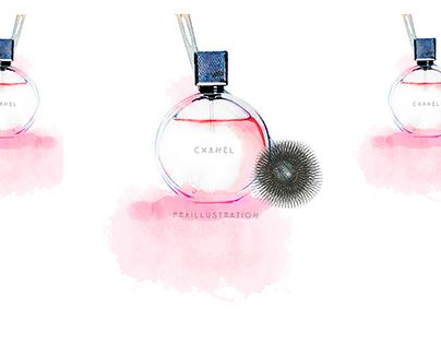 "Check out new work on my @Behance portfolio: ""Perfume CHANEL"" http://on.be.net/1NJQ0Cx"
