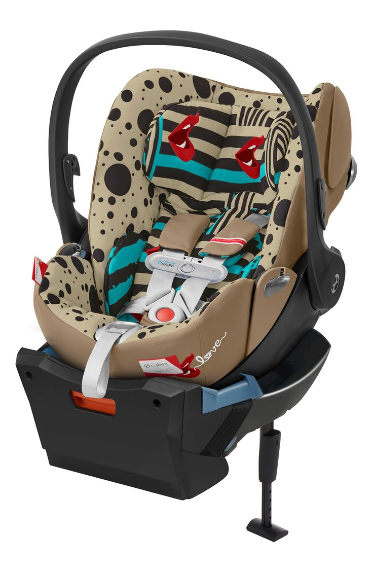 Cybex x karolina kurkova cloud q infant car seat base