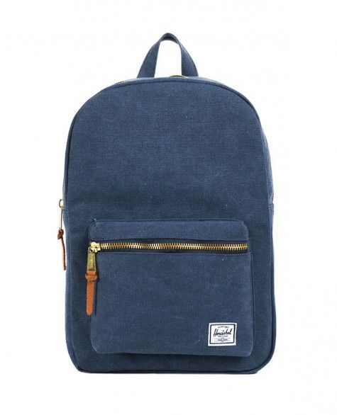 Рюкзак Herschel Settlement Mid-Volume Canvas Washed Navy (10033-CA)