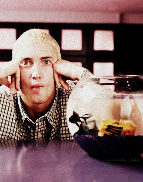 The two faces of eminem an acclaimed rapper