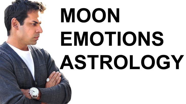 Moon and Emotions in astrology (moon not of human origin)