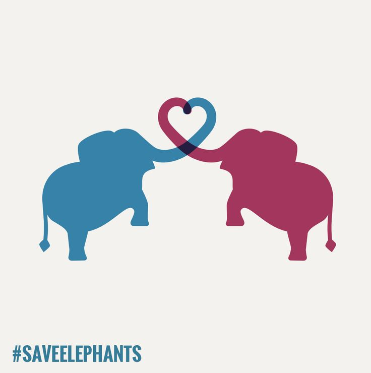 Elephants need you. See how you can help The Nature Conservancy. Learn more #SaveElephants -http://www.nature.org/media/elephants/share/heart.html