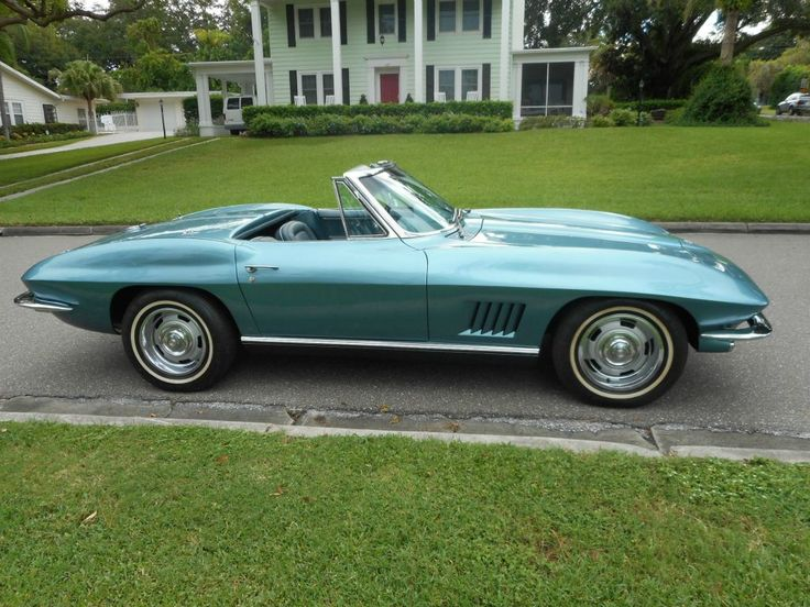 1967 Chevy Corvette Convertible for Sale From P.J.'s Auto World Classic and Muscle Cars