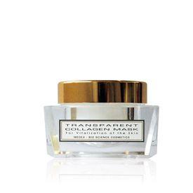 Medex Transparent Collagen Mask. masken til den modne, slappe og tørre hud.