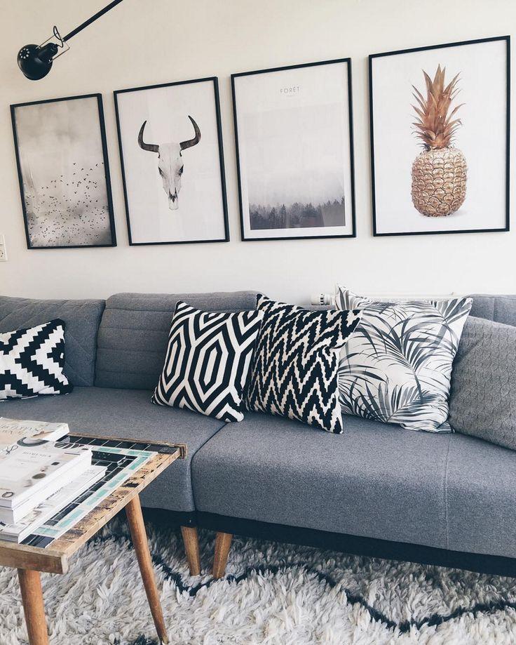 Einblick in das Zuhause von @emilysalomon  mit unserer Sixten   #sofacompany #sofacompany_de #danishdesign #furniture #scandinaviandesign #interiordesign #furnituredesign #nordicinspiration #retrostyle