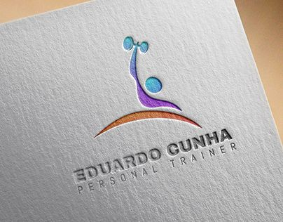 """Check out new work on my @Behance portfolio: """"Personal Trainer Eduardo Cunha""""…"""