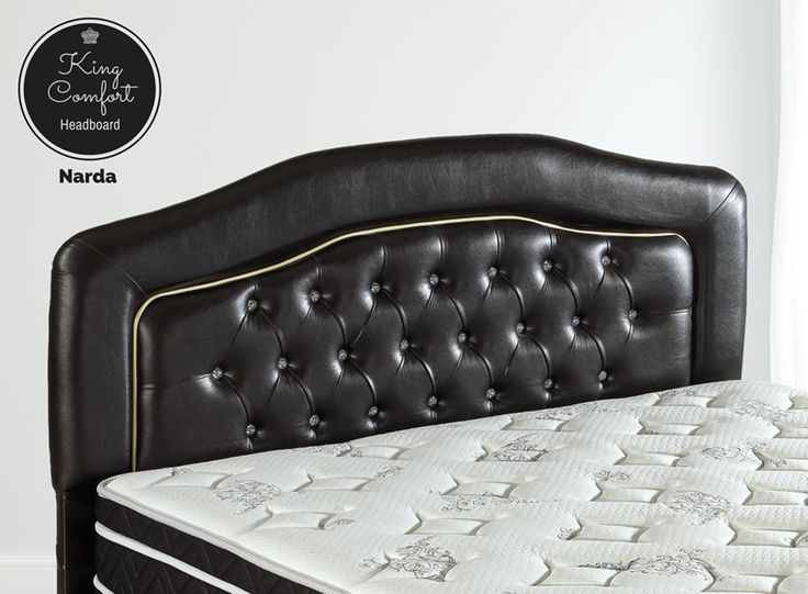 King Comfort Bed Headboard
