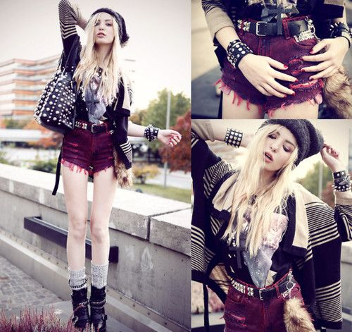edgy fashion tumblr - photo #14