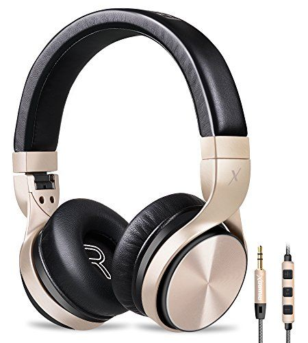 Riwbox IN5 Foldable Headphones with Microphone and Volume... https://www.amazon.com/dp/B01N4DUGHQ/ref=cm_sw_r_pi_dp_x_w9bfAbAMEPABF