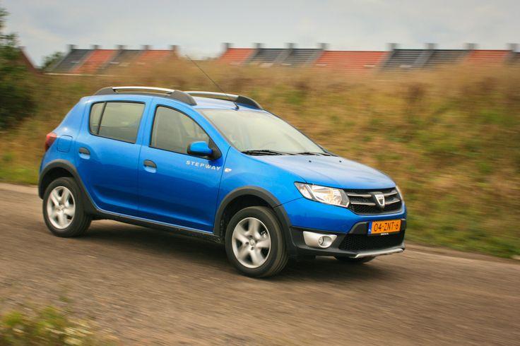 Dacia Sandero Stepway Zijkant