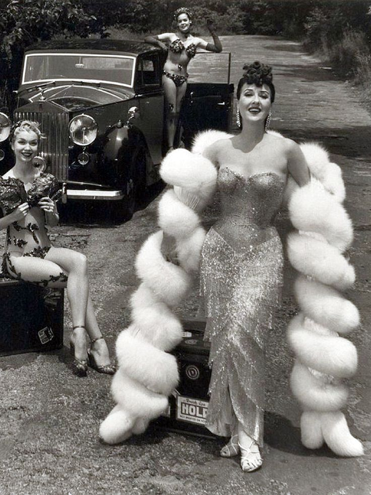 Gypsy Rose Lee. My seventh grade science teacher called me by her name. I'm not kidding. ~Karla