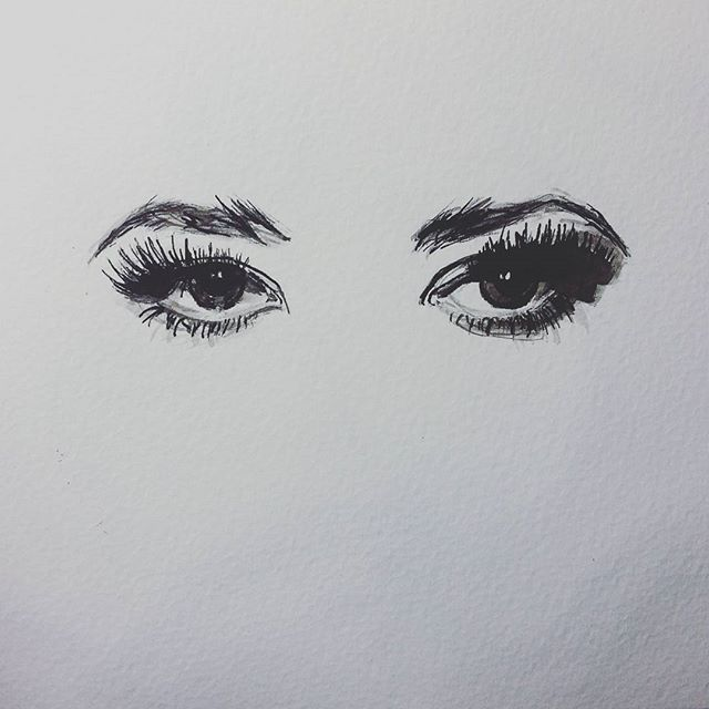 how to draw on realistic eyebrows