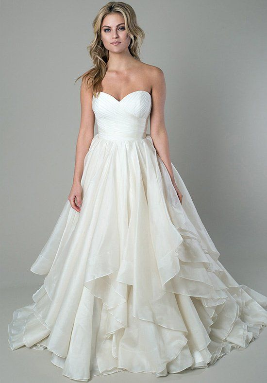 heidi elnora Scarlett Mitchell Wedding Dress - The Knot