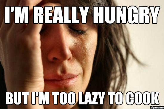 This is me right now!