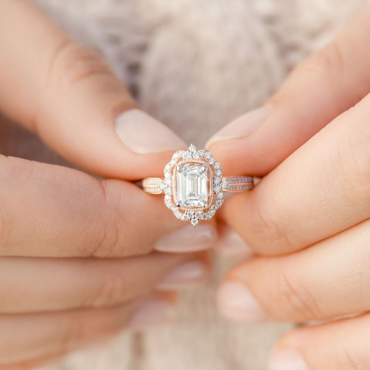 1285 best Wedding Ring images on Pinterest Engagements Engagement