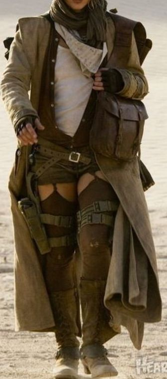 Alice (Milla Jovovich's character) from Resident Evil: Extinction