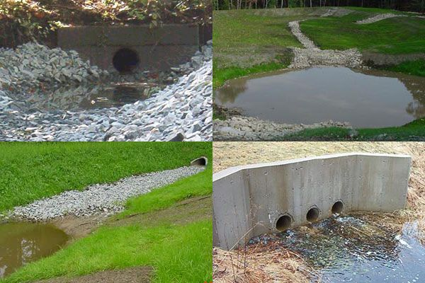 Water Retaining Devices : Best images about stormwater retention systems on
