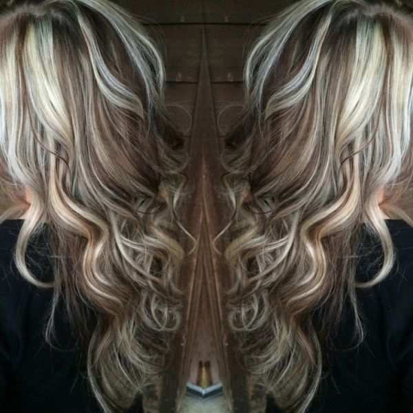 Best 25 Chocolate Blonde Ideas On Pinterest Hair With Brown Highlights Lowlights And Ash