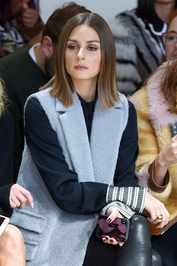 168f9b008c26 Olivia Palermo Photos Photos - Noon by Noor - Front Row - February 2018 -  New York Fashion Week: The Shows - Zimbio