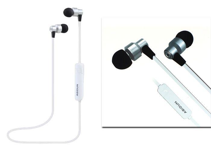 Bluetooth Ακουστικά Stereo Sport Headset 4.1 Asidun S9
