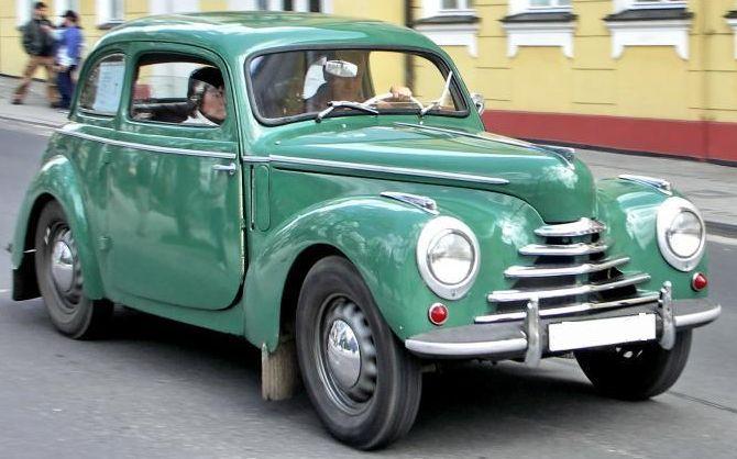 Veteráni - Škoda | Škoda 1102 (Tudor)