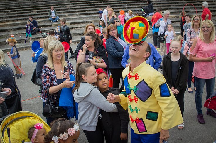 We had lots of Family Friendly fun at our #GrandPantoLaunch! Were you there? #Blackpool https://www.blackpoolgrand.co.uk/event/aladdin/