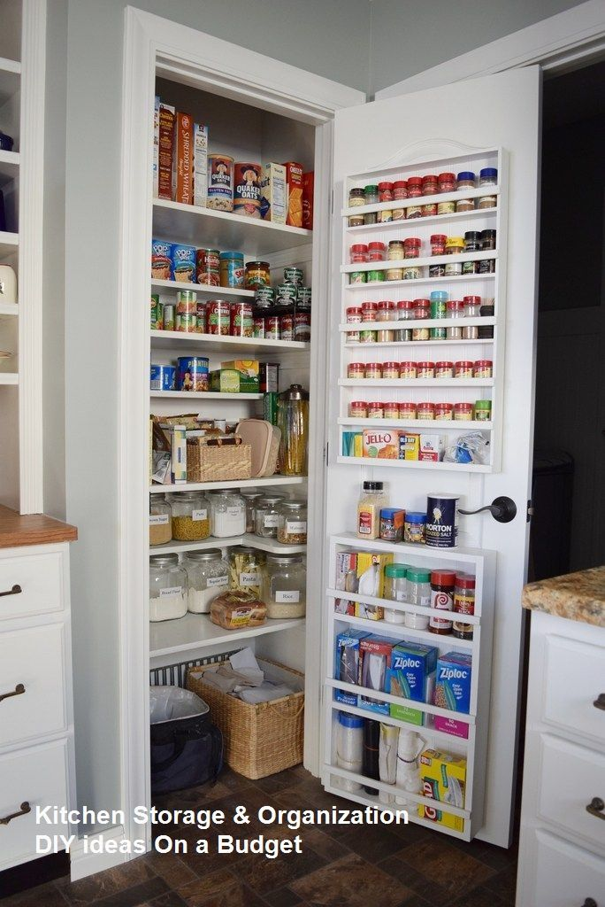 Stylish Spice Storage Ideas For Your Wonderful Kitchen Diykitchen
