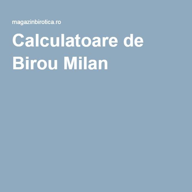 Calculatoare de Birou Milan