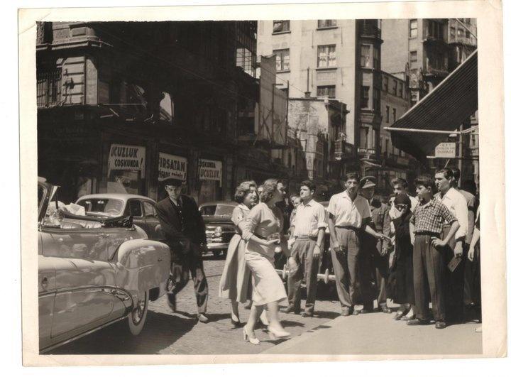 #pera #istanbul #turkey #1950s