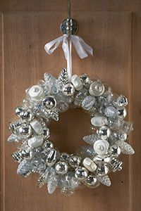 Mixed Christmas Wreath | Riviera Maison KERST | Bloemen en Wonen bij Liza