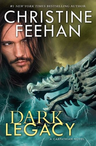 Books Make You Happy Blog - Edi'S Reading : Upcoming Release : Dark Legacy by Christine Feehan...