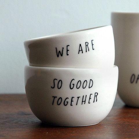 Good Together Stacking Vessels