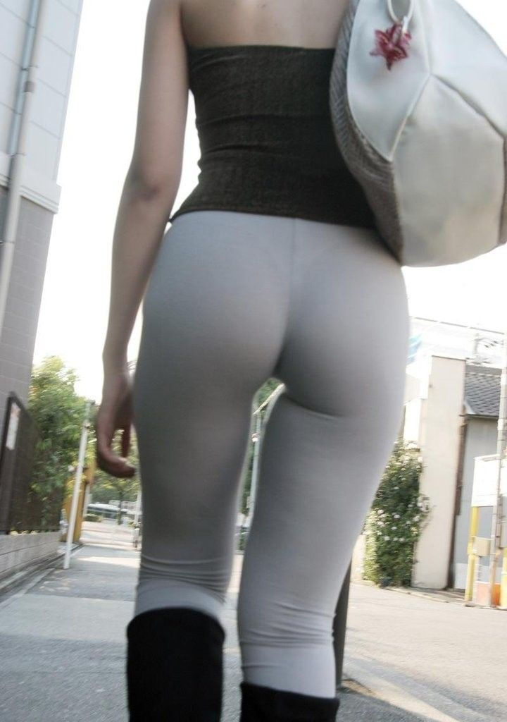 Ass in tna pants