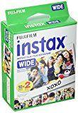 Fujifilm 20-INS200KIT Instax Wide Film 200 Image Kit Reviews
