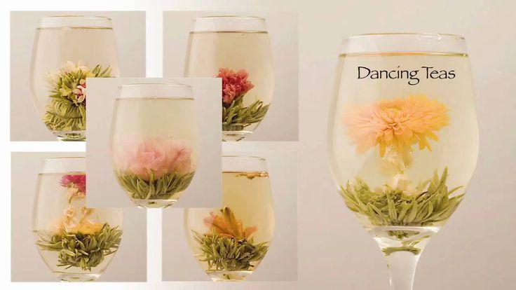 Thee is saai.....de handgemaakte Flowering Teas van het Engelse #Newby bewijzen het tegendeel. Naast de unieke beleving, is de kwaliteit en de smaak ook top. Een mooi Food Gift! https://youtu.be/L_EqWOdyjy0