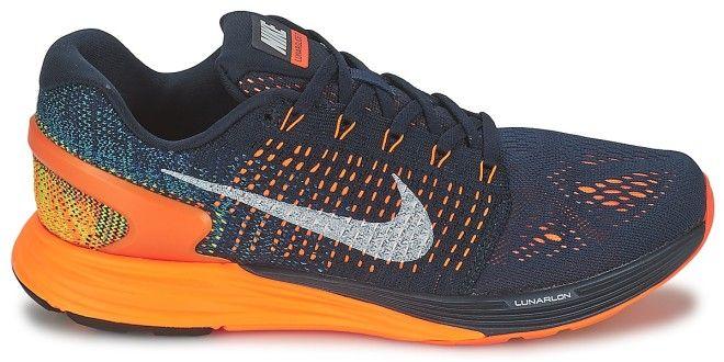 ΤαΠαπούτσια Nike Lunarglide 7 διαθέτουν επανασχεδιασμένη ενδιάμεση σόλα , για εξαιρετικά μαλακή...