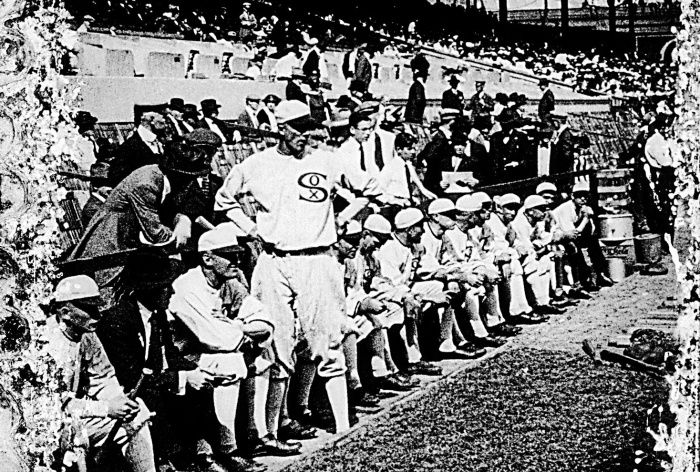 """Call it a cinematic version of buried treasure. After spending decades trapped in the Canadian permafrost, along with thousands of feet of other footage, a newsreel clip from the 1919 World Series will be shown at the """"Rare Baseball Films"""" program at the Wexner Center for the Arts."""