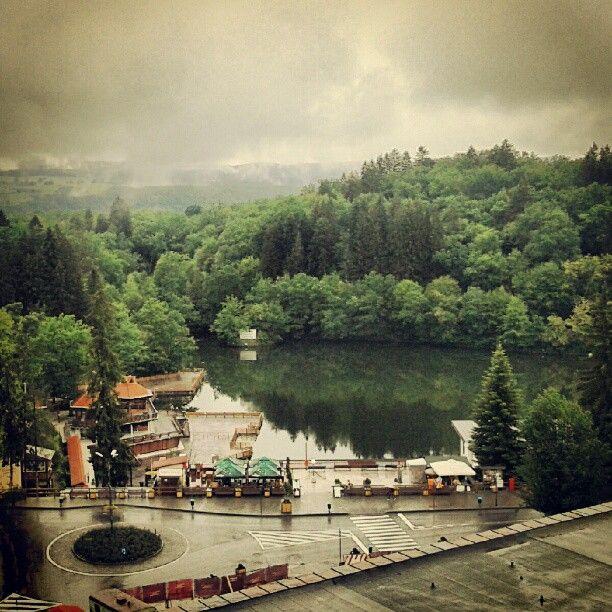 Medve-tó / Lacul Ursu / Bear Lake