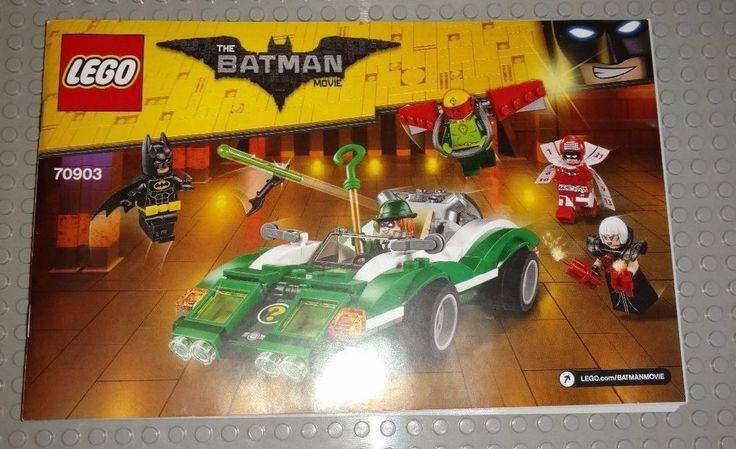 DC COM1CS on Twitter Riddler, Batman, Lego