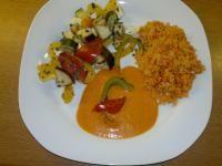 Mediterranes Gemüse mit Schafskäse und Reis von Emily123 auf www.rezeptwelt.de, der Thermomix ® Community