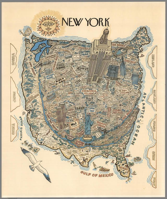 Best Maps Images On Pinterest Illustrated Maps Map Design - Stylized us state map infographic rough